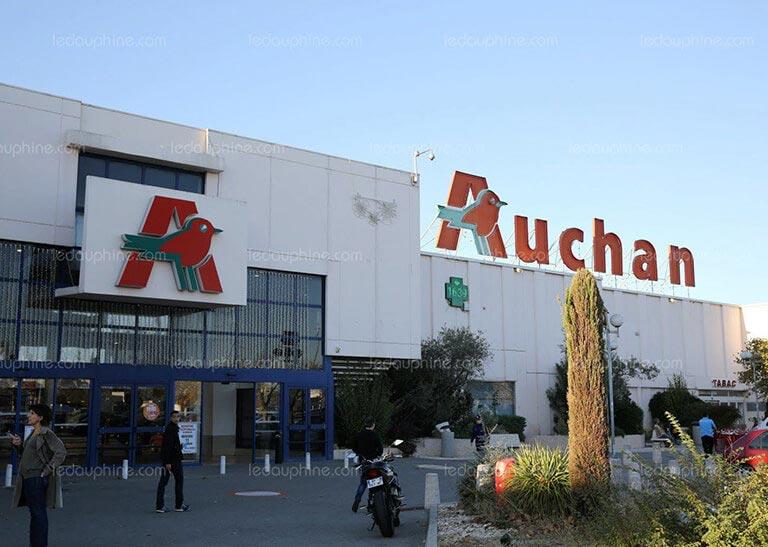 Auchan-Pontet-Sécurité-Incendie-EXITIS